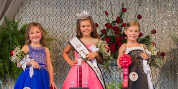 Toddler & Junior Fairest of the Fair