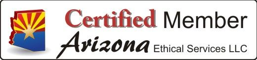 Arizona Ethical Services Cetified Member