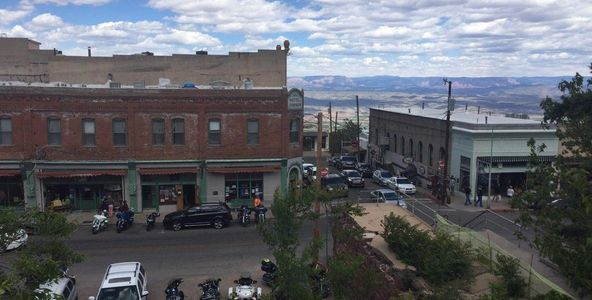 This is one of Arizona's best kept secrets. Jerome, Arizona is rich in state history and mining. Fou