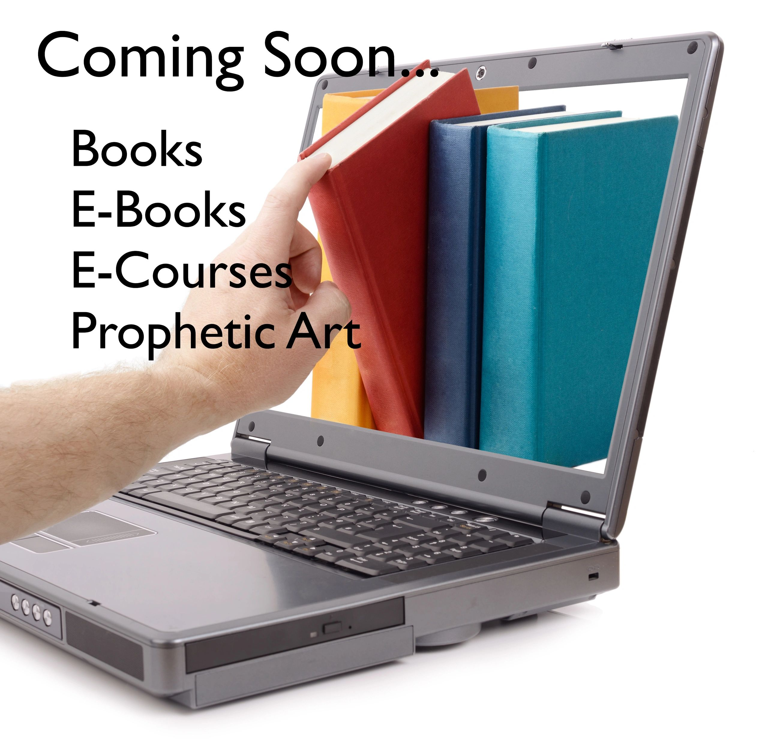 Apostolic and Prophetic Equipping Resources will be available soon.