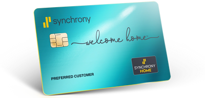 Synchrony Financing official partner