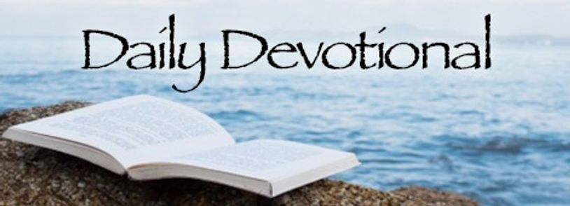 Daily Devotions Beginning May 18  Monday 5/18- Exodus 20: 1-21  How does the Ten Commandments make u