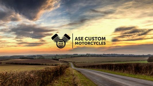 ASE custom motorcycles bespoke bike builder based in the West Midlands, just south of Coventry, UK