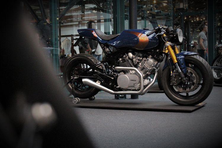 ASE Custom Motorcycles - Custom Motorcycle Builder, West Midlands