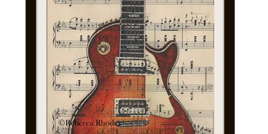 Electric Guitar, Read Music, Austin Guitar Lessons