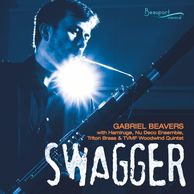 Gabriel Beavers, Swagger, Charles Norman Mason, Amplified Bassoon Brass Quintet and Percussion, Nu D