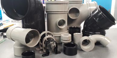 Aquaflow, Brett Martin, Waste, Waste fittings, waste pipe
