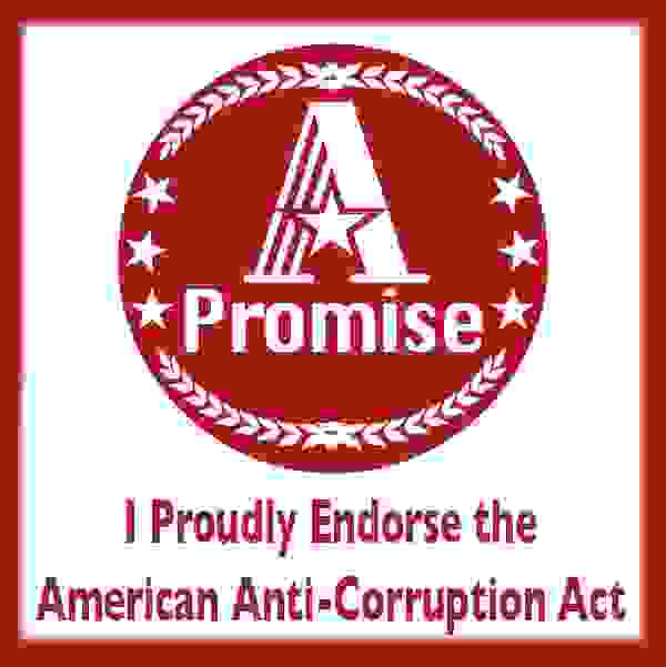 Anti-Corruption, Endorsement, Brian Smith, PA State Rep Candidate, 66th District