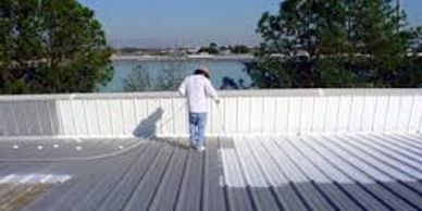 rubberized roof coating , Roof coat, Spray Coating, stop leaks