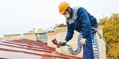 copper roof coating, Metal Roof
