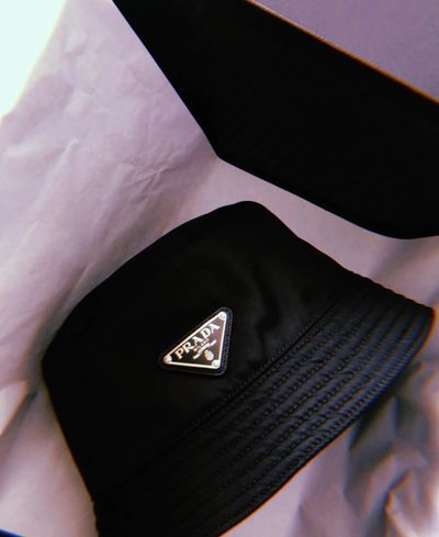 Prada Bucket Hat.