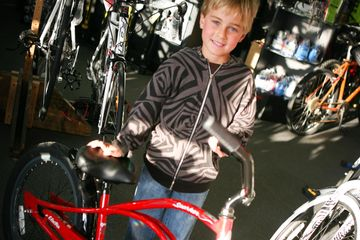 WEEKLY KIDS BIKE RENTALS
