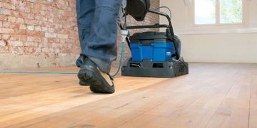We have the cleaning equipment to revive those dirty wood floors.