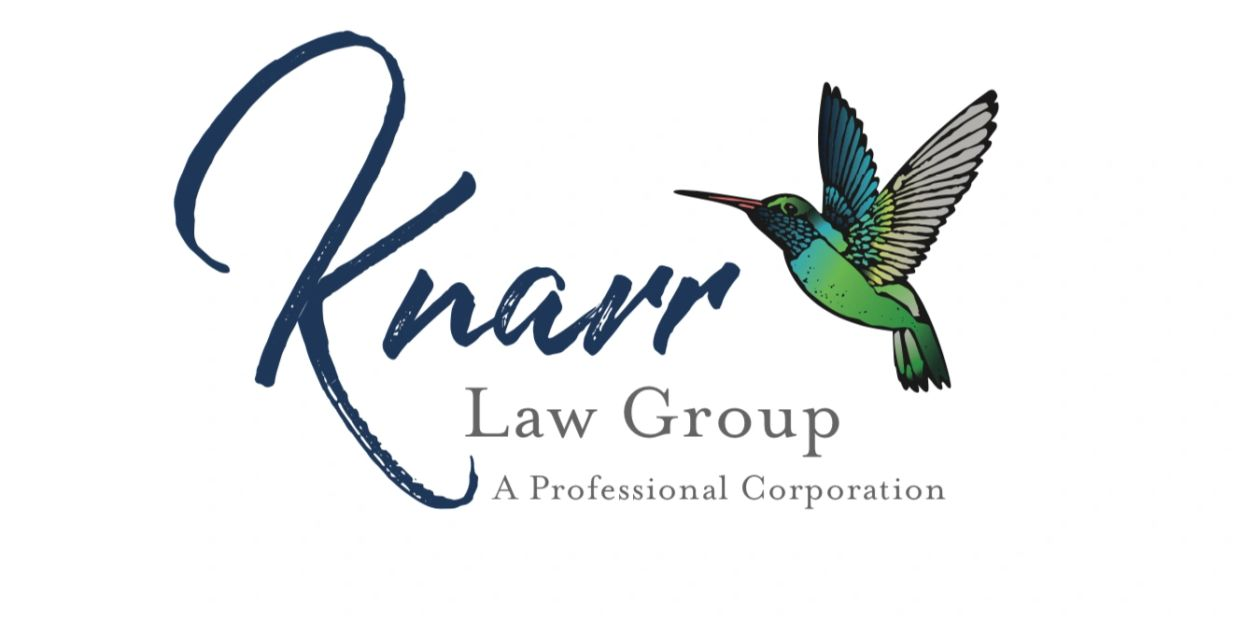 Knarr Law Group logo Orange County estate planning attorney wills and trusts