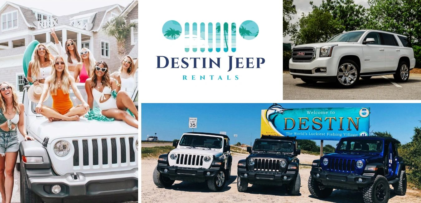 DESTIN JEEP RENTALS CAR RENTAL IN DESTIN