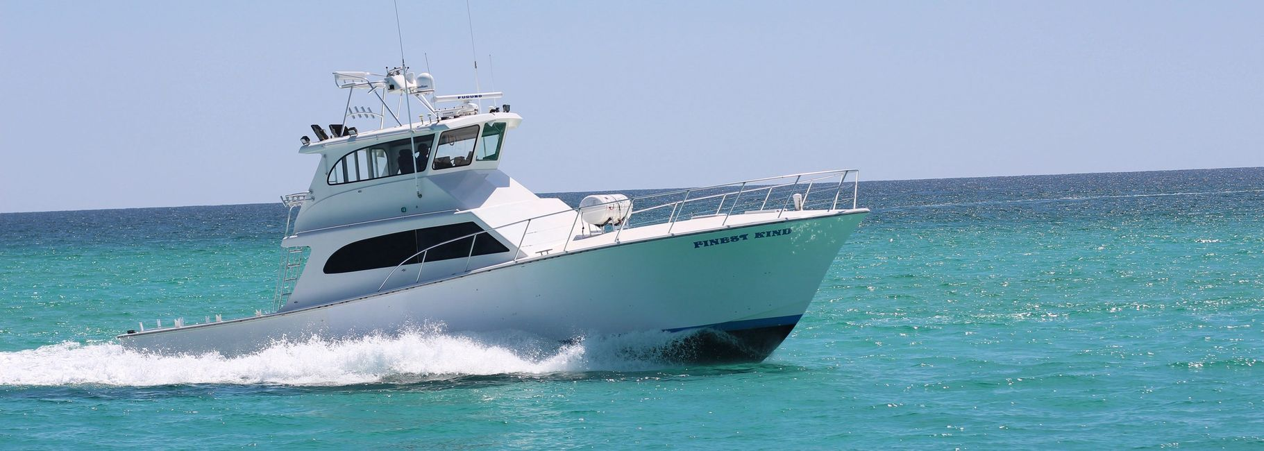 FINEST KIND FISHING CHARTER IS PARTNERED WITH DESTIN JEEP RENTALS