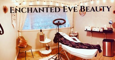 This is Enchanted Eve Beauty's Suite