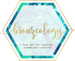 Bronzeology:  the art of custom airbrush tanning