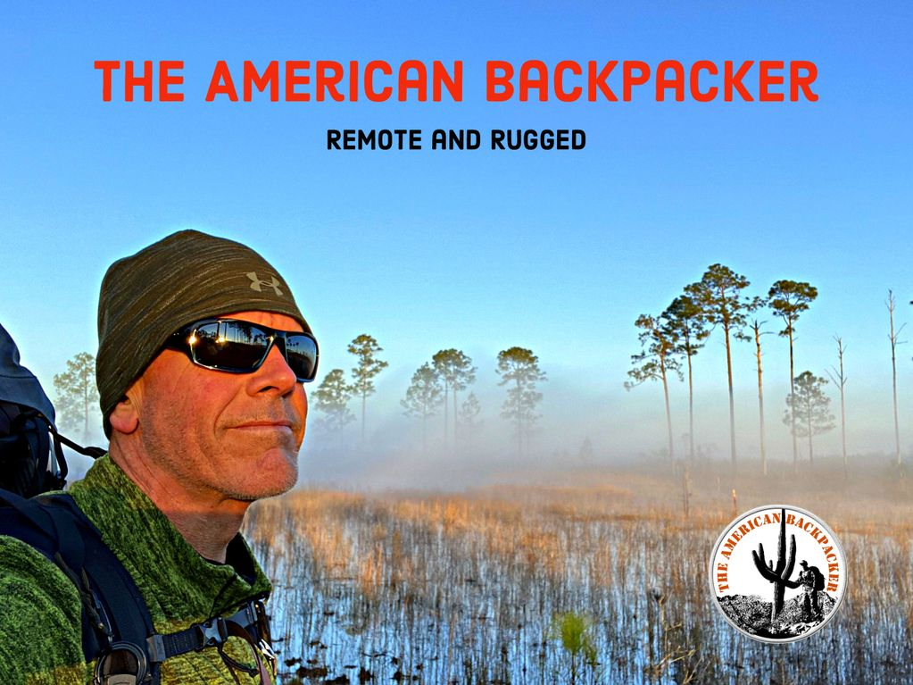 The American Backpacker Home Theme Page