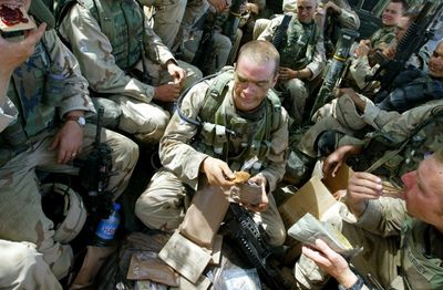 bulk MREs meal ready to eat combat ration wholesale broker disaster relief logistics