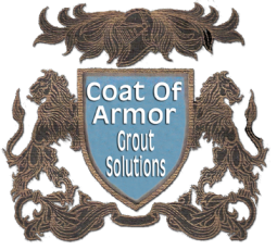 Coat of Armor Grout Solutions