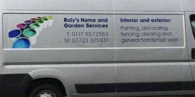 Roly's home and garden service