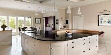 Martin Weaver Freelance Kitchen Designer