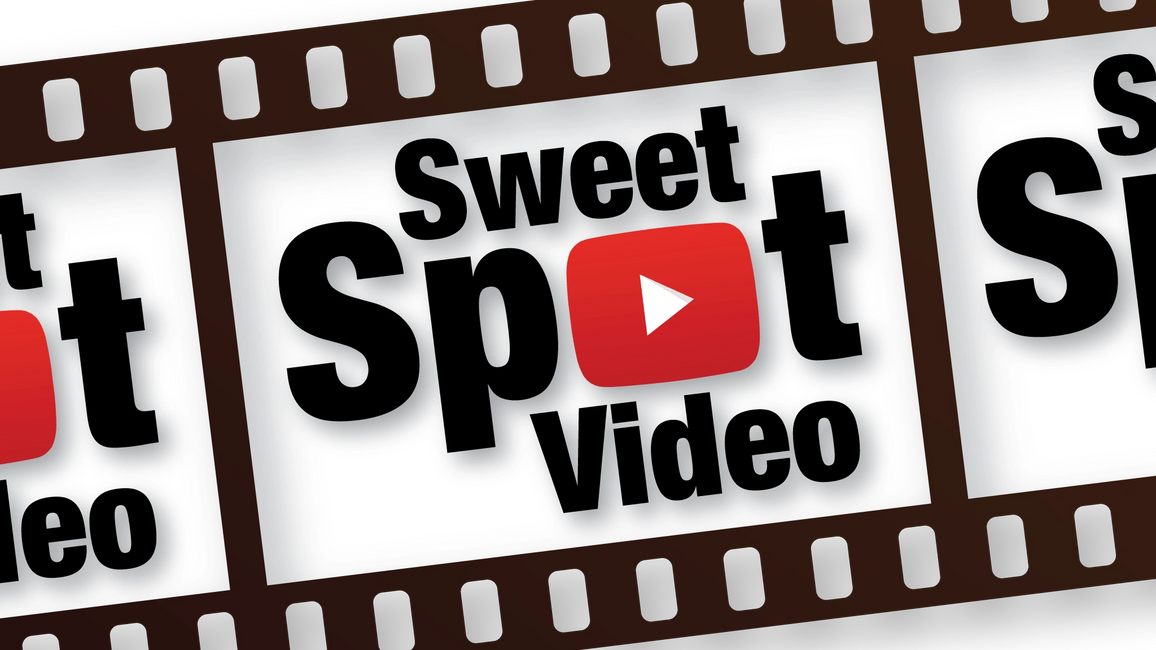 sweet spot video logo