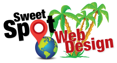 sweet spot web design logo
