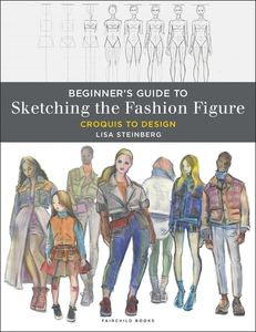 Text book for drawing fashion figures