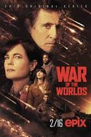 War of the Worlds series on Epix. Scientist and Elizabeth are on cover.