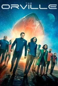 Pic of cast of Orville, Sci-Fi tv show. Got pic from Rotten Tomatoes.