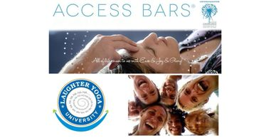 wellness certifications accessbars and laughter yoga