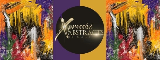 Xpressive Abstracts by Mary