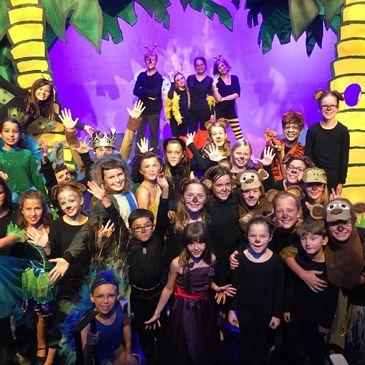 Children's Theater, Summer Stock, Performance Club Kids, Musical Theater, Wilmington Theater