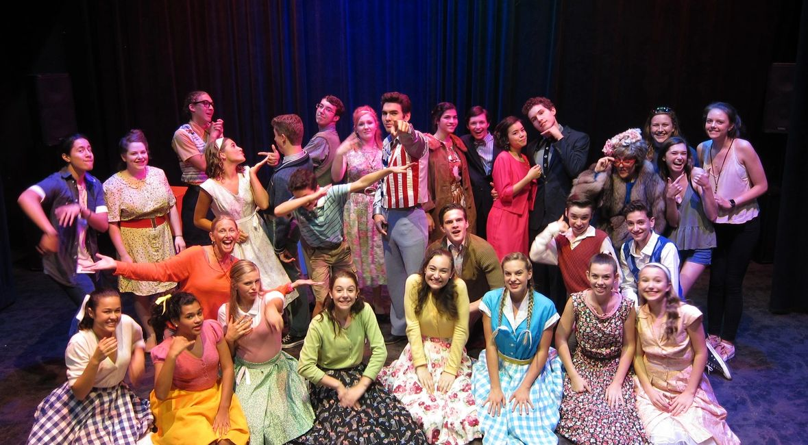 Summer Stock Youth Theater, Childrens Theater, Performance Club Kids, Thalian Hall, Bye Bye Birdie