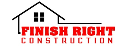 Finish right construction