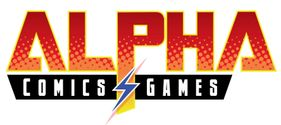 Alpha Comics & Games