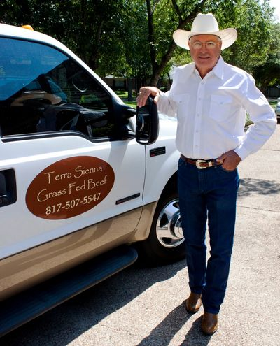Jerry Helm - Owner/Rancher