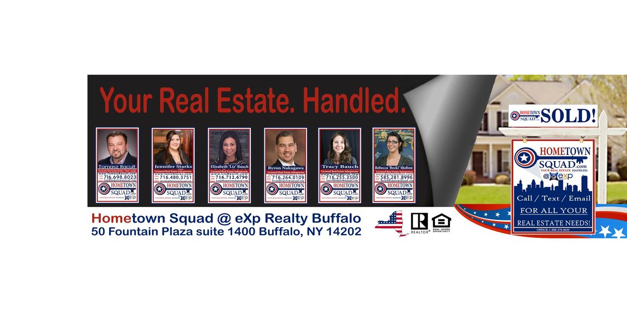 Hometown Squad at eXp Realty Buffalo Buffalo New York Western New York Real Estate Realtor Squad