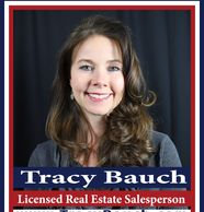 Licensed Real Estate Salesperson  Hometown Squad @ eXp Realty Visit: www.TracyBauch.com