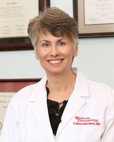 Dr Colleen MacInnis MD dermatologist MOHS surgery