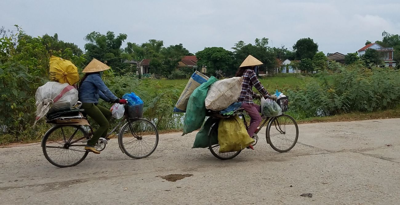 A common site in Vietnam