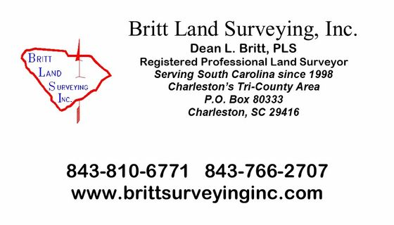Britt Land Surveying, Inc.