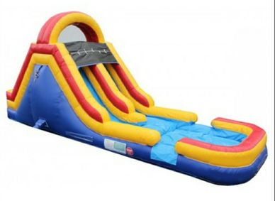 15 foot inflatable slide bounce house Noblesville Indianapolis Westfield Carmel Cicero