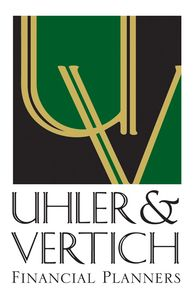 Uhler and Vertich Financial Planners Logo