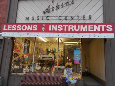 Music Center  Lessons & Instruments