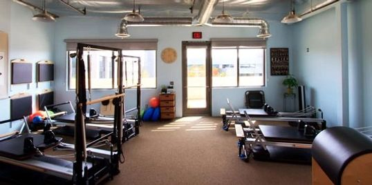 Claremont Sanctuary Pilates interior