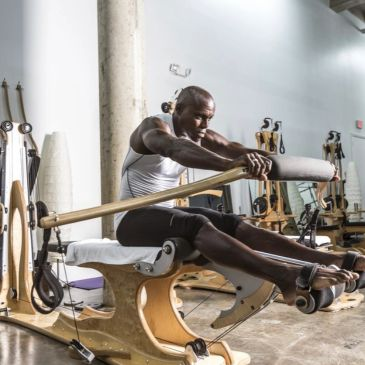 Pro athletes turn to Gyrotonic to improve their performance