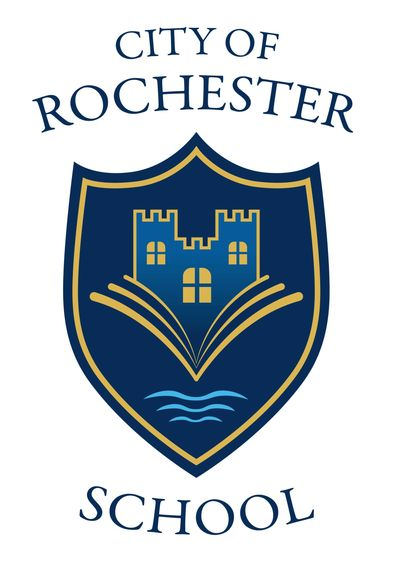 City of Rochester School logo